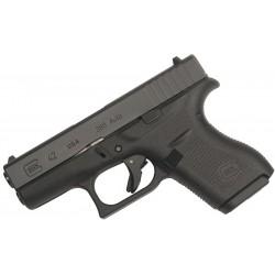 Pistola Glock G42 Cal .380 ACP 6+1 - Oxidada